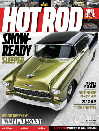Hot Rod Sep 2018