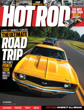Hot Rod Nov 2018