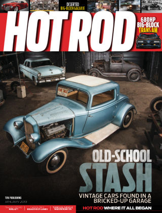 Hot Rod Jan 2019