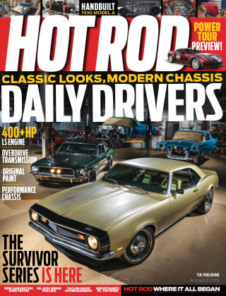 Hot Rod Aug 2019