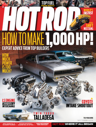 Hot Rod Sep 2019