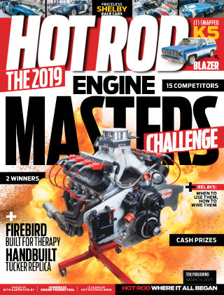 Hot Rod Mar 2020