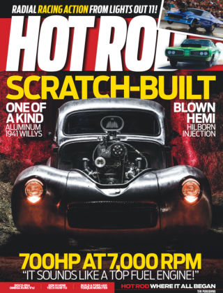 Hot Rod Jun 2020