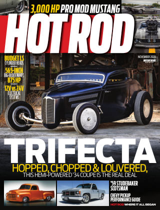 Hot Rod Nov 2020