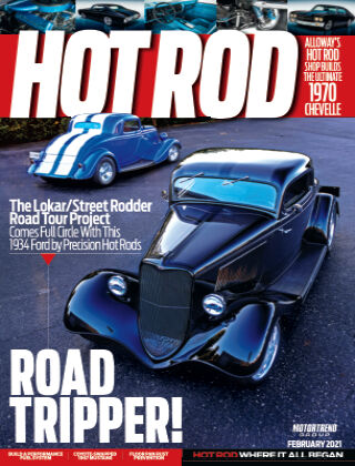 Hot Rod Feb 2021