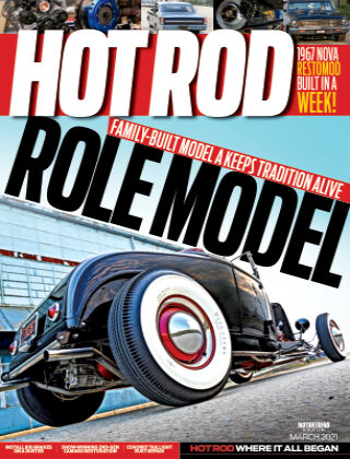 Hot Rod Mar 2021