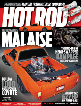 Hot Rod Apr 2021