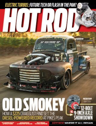 Hot Rod May 2021