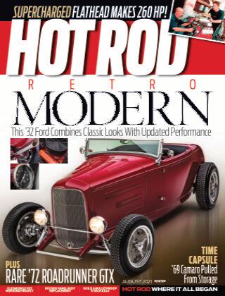 Hot Rod Aug 2021