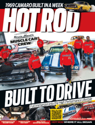 Hot Rod September