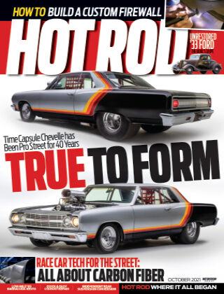 Hot Rod Oct 2021