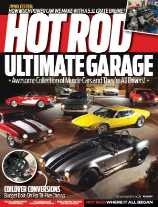 Hot Rod Nov 2021