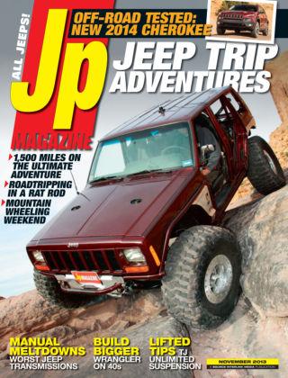 JP Magazine November 2013