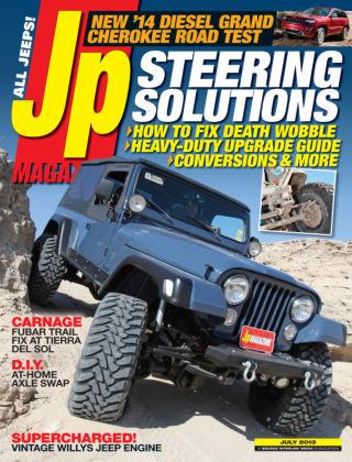 JP Magazine July 2013