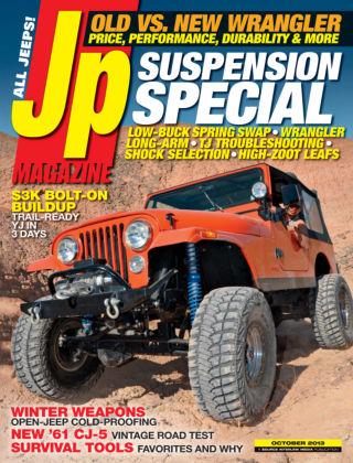 JP Magazine October 2013