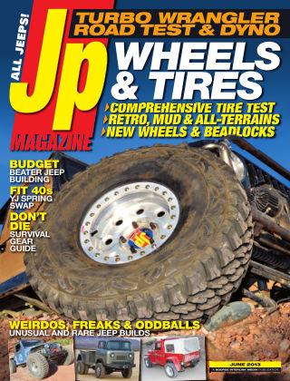 JP Magazine June 2013