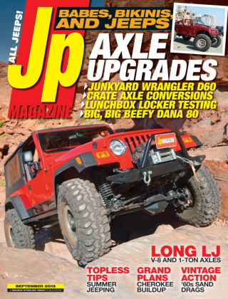 JP Magazine September 2013