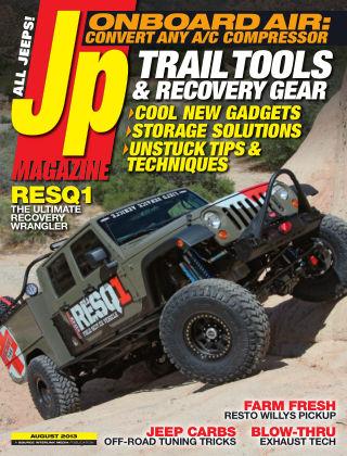 JP Magazine August 2013