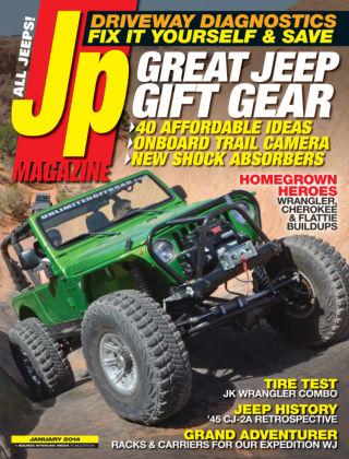 JP Magazine January 2014