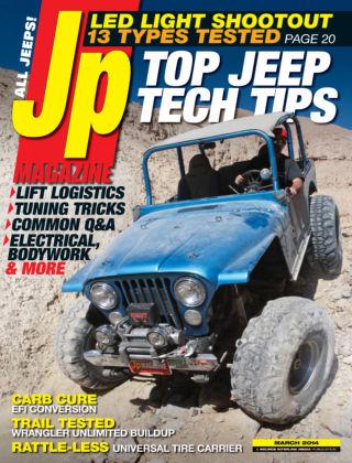 JP Magazine March 2014