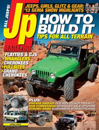JP Magazine April 2014