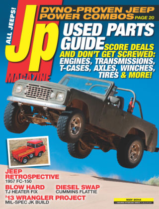 JP Magazine May 2014