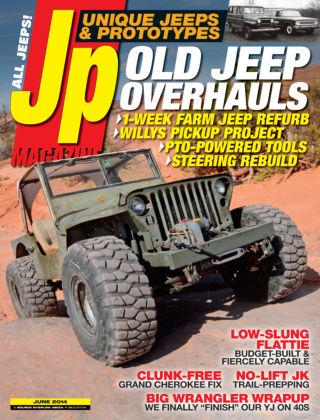 JP Magazine June 2014