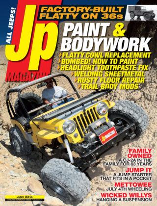 JP Magazine July 2014