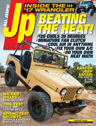 JP Magazine August 2014