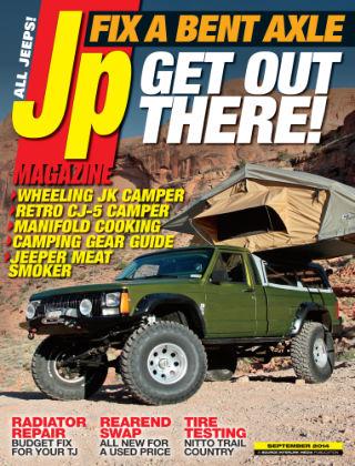 JP Magazine September 2014