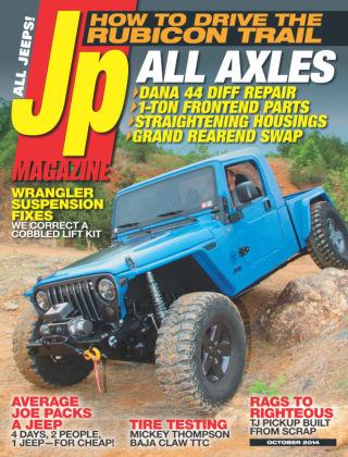 JP Magazine October 2014