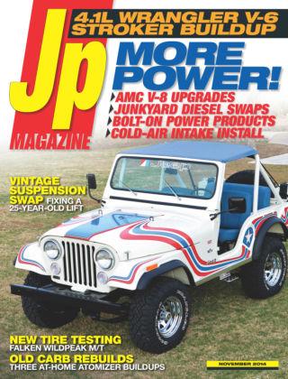 JP Magazine November 2014