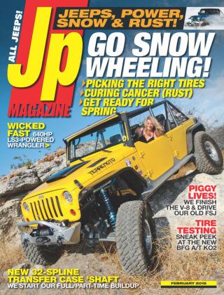 JP Magazine February 2015