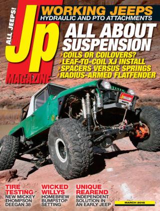 JP Magazine March 2015