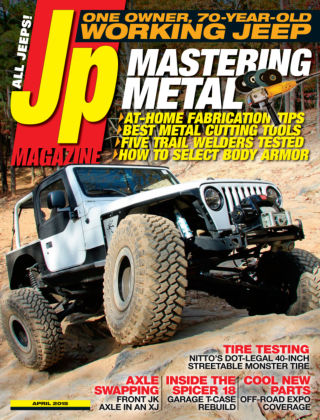 JP Magazine April 2015