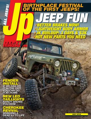 JP Magazine May 2015