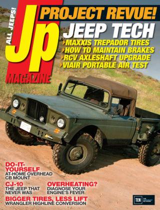 JP Magazine August 2015