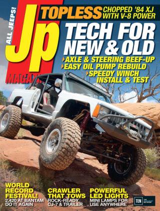 JP Magazine December 2015