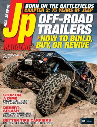 JP Magazine May 2016