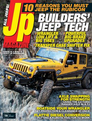 JP Magazine Mar 2017