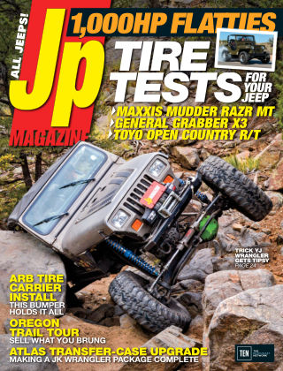 JP Magazine May 2017