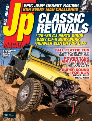 JP Magazine Aug 2017