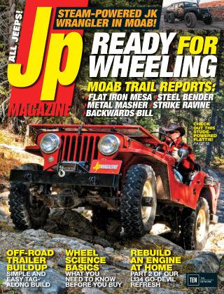 JP Magazine Mar 2018