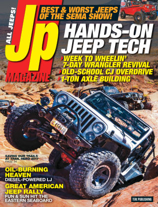 JP Magazine May 2018