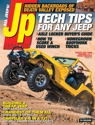 JP Magazine Jul 2018