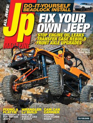 JP Magazine Aug 2018