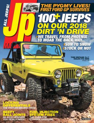 JP Magazine Sep 2018