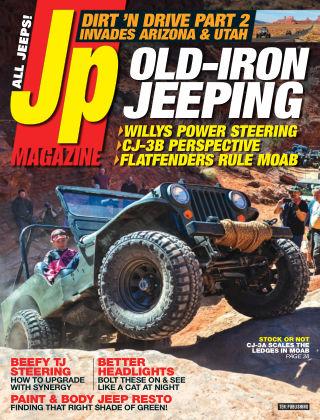 JP Magazine Oct 2018