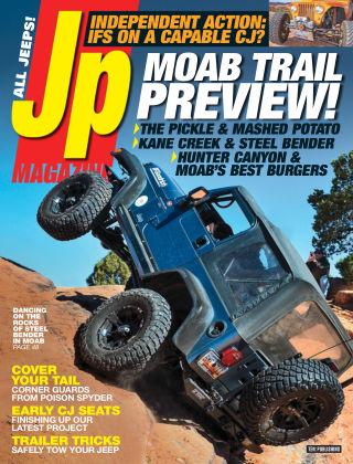JP Magazine Mar 2019