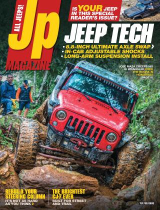 JP Magazine Aug 2019